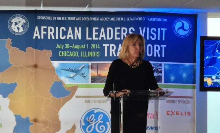 2014 US-Africa Transportation Submit Chicago