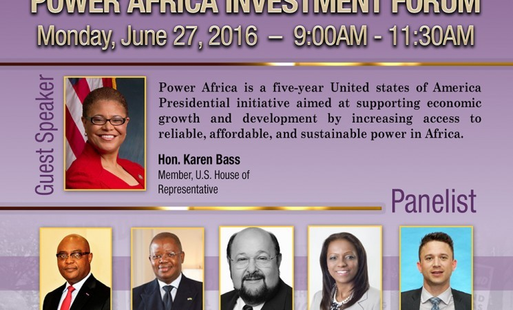 Power Africa Investment Forum