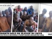 Stop African Slave Auctions in Libya!